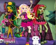 Barbie Monster High Güzeli