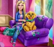 Barbie Ve Puppy