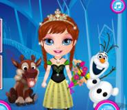 Bebek Barbie Frozen