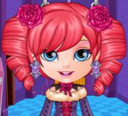 Monster High Kızı Bebek Barbie