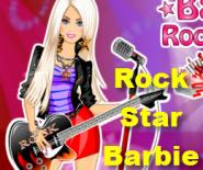 Rock Star Barbie