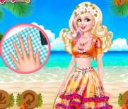 Barbie Hawaii'de