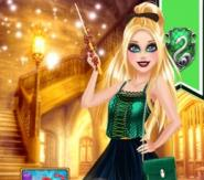 Barbie'nin Harry Potter Stili