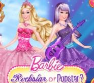 Barbie Popstar Ve Rockstar
