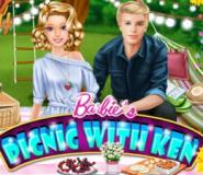 Barbie Ve Ken Piknik Randevusu