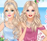 Barbie Ve Nedime Prensesler