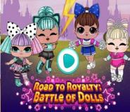 Battle Of Dolls